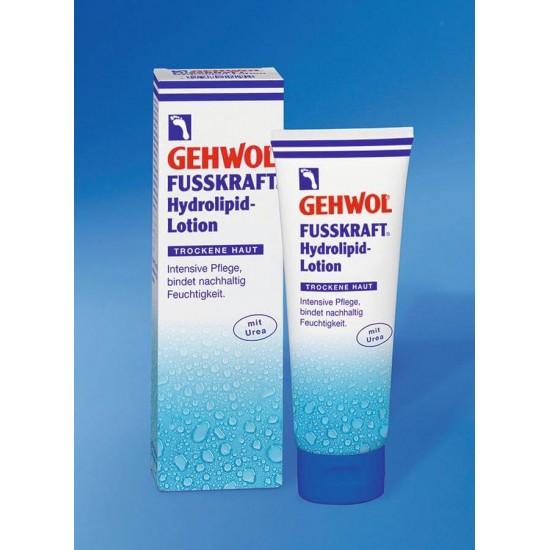 Hydrolipid-lotion - hydratujúce mlieko na suchú pokožku