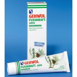 Grün - osviežujúci a dezodoračný krém