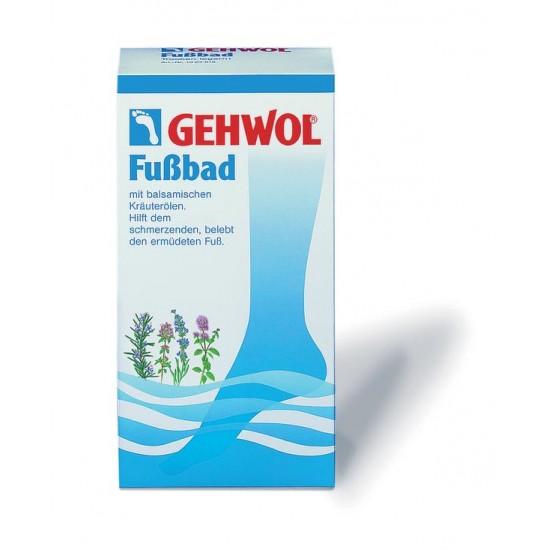 Fussbad - bylinkový kúpeľ na nohy