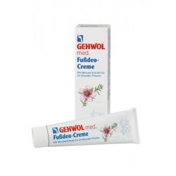 Fussdeo Creme - dezodorujúci krém na nohy