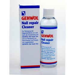 Nail repair cleaner