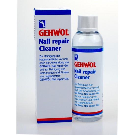 Nail repair cleaner