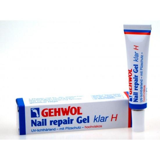 Nail repair gel, priesvitný H