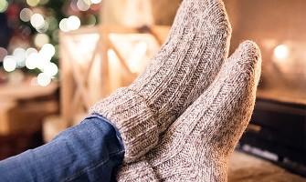 Prírodné prostriedky proti studeným nohám