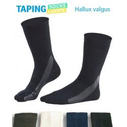 Taping-Socks - vybočený palec (Hallux Valgus)