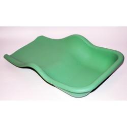 Flexi pedi podložka - zelená